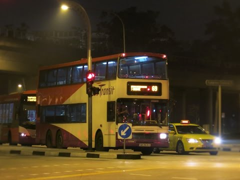 [SBS TRANSIT] Ride On SBS9631X 69 With EPIC Kickdowns!