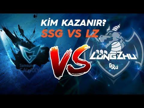 Kim Kazanır? Longzhu vs Samsung Galaxy