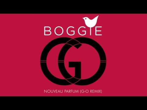 BOGGIE: Nouveau Parfum G-O REMIX @official