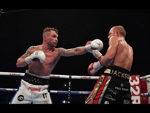 Carl Frampton v Luke Jackson: Fight highlights from Windsor Park