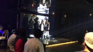 AGA 江海迦 x Gin Lee 李幸倪 - 《獨一無二》 Live