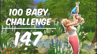 Die Sims 4 100 Baby Challenge: (147) -  Froschtelepathie
