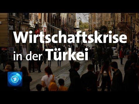Wirtschaftskrise in der Türkei