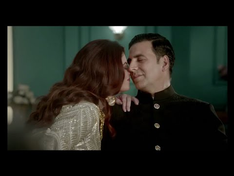 Akshay Kumar LOVE With her Wife Twinkle Khanna 2017 | PC JEWELLER ADVERTISEMENT