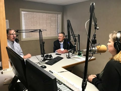 KTFS Texarkana Radio Interview #TalkSmallYall Small Business Tour