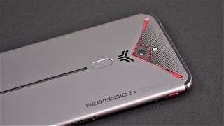 Red Magic 3S Review - Fan Cooled SD855+ 90hz Gaming Phone
