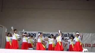 Sophomore's Interpretative Dance