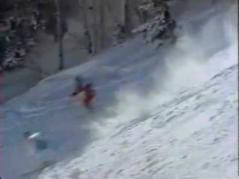 Extreme Skiing Demo with word renowned Stanton Barrett