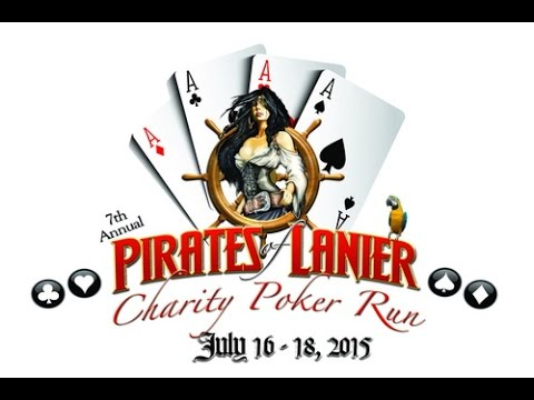 Pirates of Lanier Poker Run LIVE from Aqualand Marina Sponsored By: Gordon Security Systems.