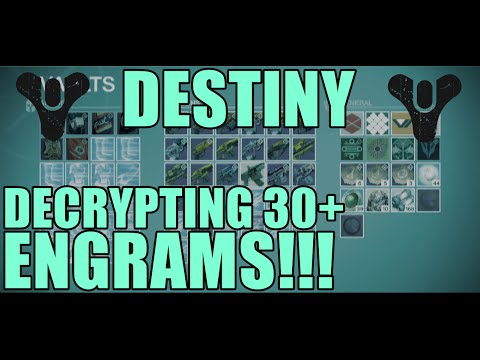 Engram decrypts post light level 290 > Destiny | Forums ...
