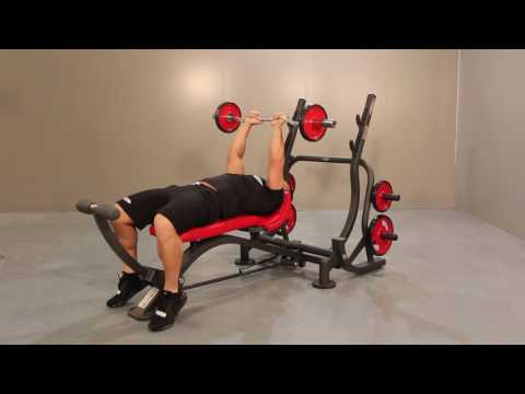 1HP214 - Triceps bench