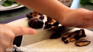 Malaysian mee hoon kueh recipe