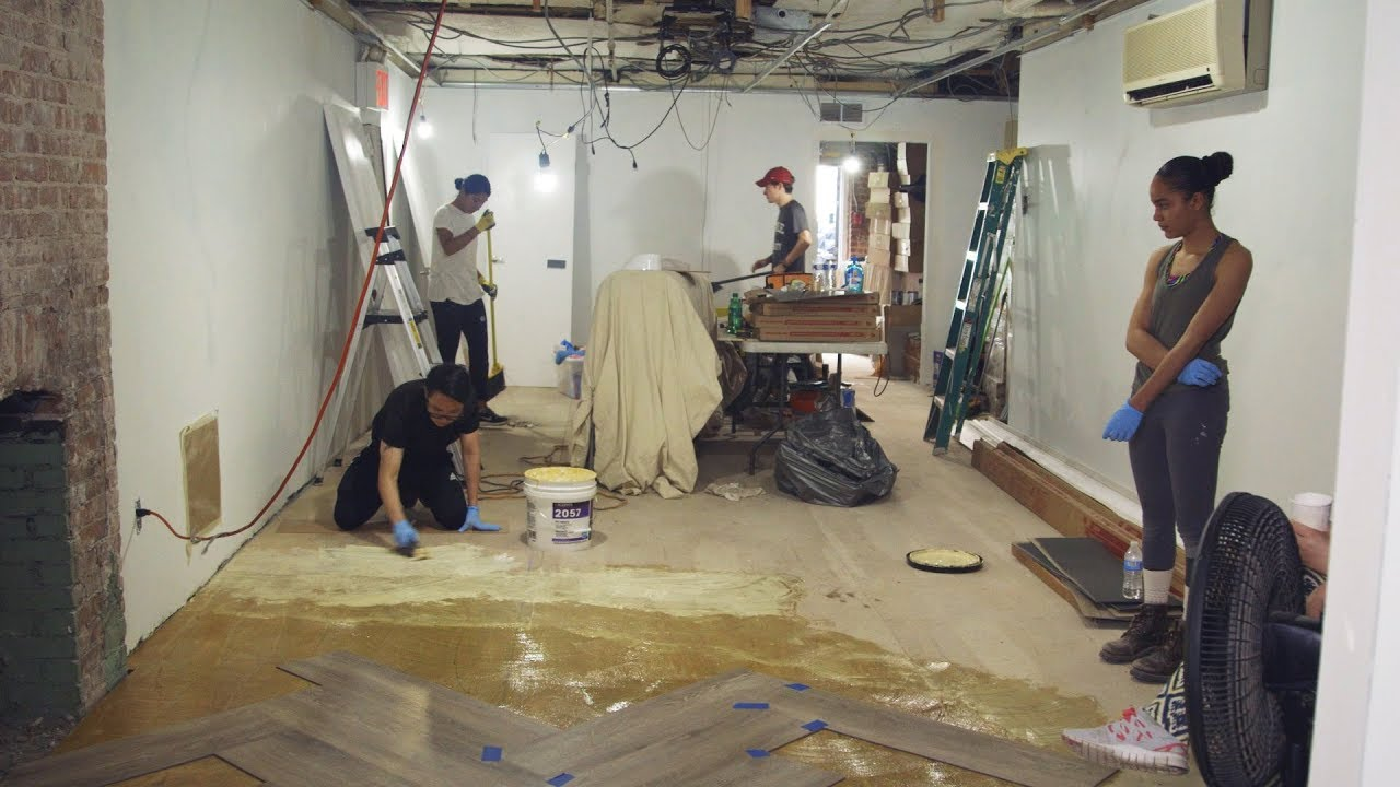 These Interior Design Students Are Working Pro Bono To Spruce Up Es Most In Need