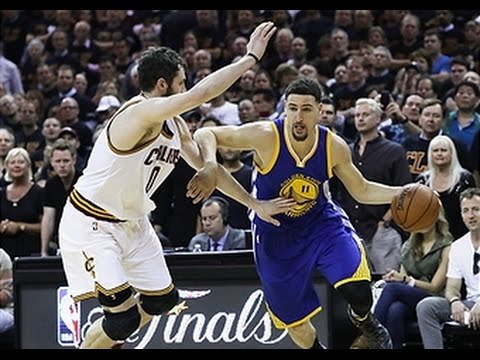 Journey to Game 7 of the 2016 NBA Finals
