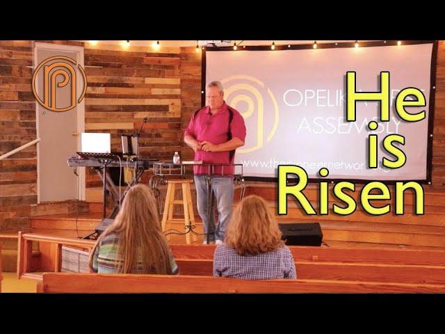 Luke  He is Risen