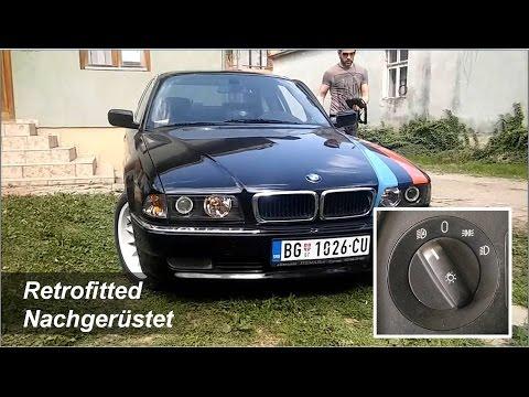 BMW E38 Automatic