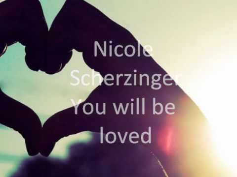 Nicole Scherzinger - You Will Be Loved with lyrics