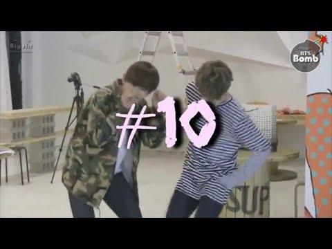 BTS CRACK #10 (Rus ver) Песенка про школу