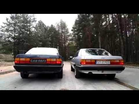 Audi 200 C3 2,1turbo JY / Audi 200 C3 2,2turbo  MC2