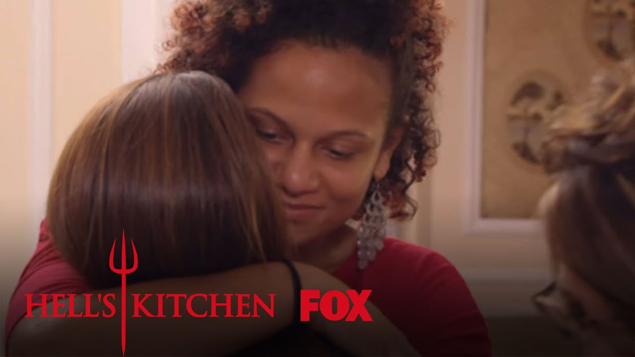 A lovely reunion in the presidential suite season 15 ep for Watch hell s kitchen season 16