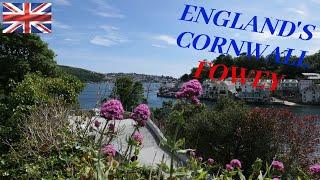 Cornwal Südengland Roadtrip nach Fowey und Besuch im The Lost Gardens of Heligan Wunderschön