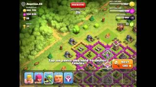 Dansk Let's Play Clash Of Clans #1 Med Kristian 295 000 Guld 270 000 Eleksir