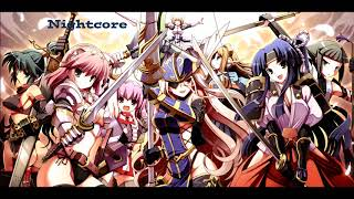 Nightcore  - Jubel
