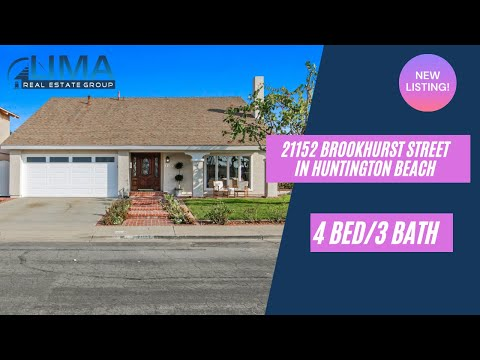 21152 Brookhurst Street In Huntington Beach - Listing Video