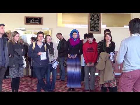 Mosque Open Day(2013) Part 1