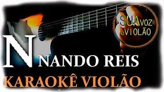 Baixar N - Nando reis - Karaokê violão