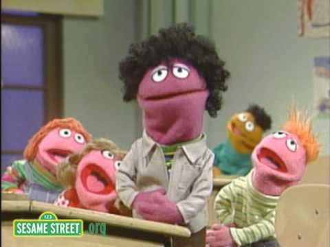 Sesame Street: Raise Your Hand