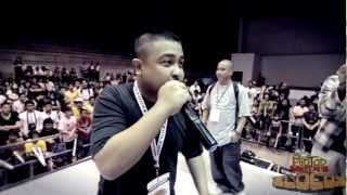 FlipTop - MelChrist vs Notorious @ Ilocos Norte