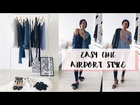 EASY CHIC AIRPORT STYLE | South African Style & Beauty Blogger BRETT ROBSON