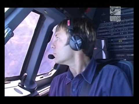 Bruce Dickinson - Flying an Airbus A320 (Flying Heavy Metal 2005) HD