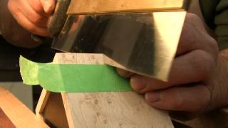 Rob Cosman's Online Workshops - Wood Hinge Box
