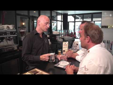 Quest For The Perfect Hot Chocolate - A World Champion's Perfect Cup | Callebaut TV