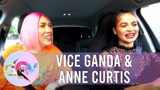 GGV: Vice Ganda and Anne Curtis have revelations in their 'LOL Trip'