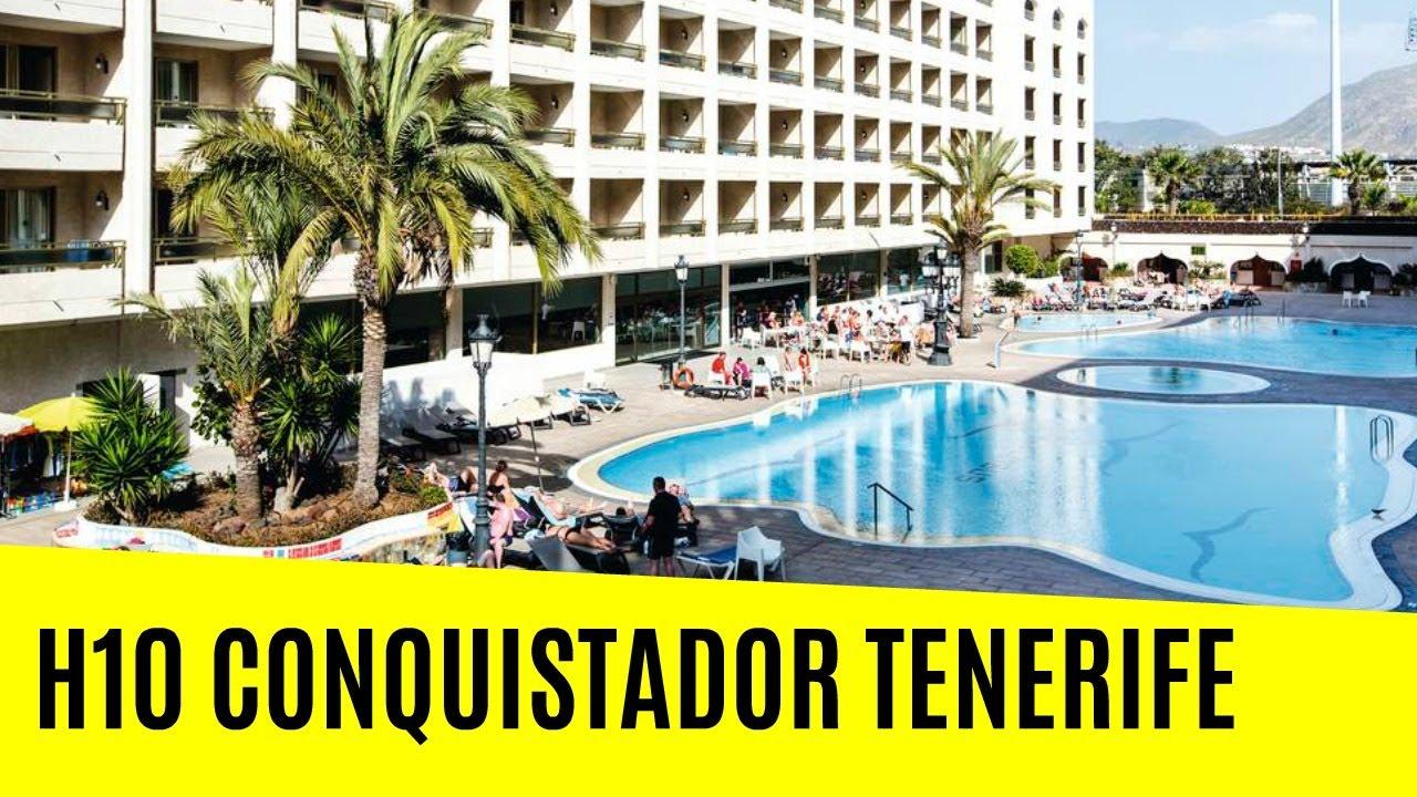 H10 conquistador tenerife room tour youtube - H10 conquistador tenerife ...