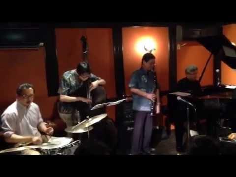 Twilight Special Jazz & Bar em's Pro-Ama Quartet (e-PAQ) on 12 July 2014(南の風)