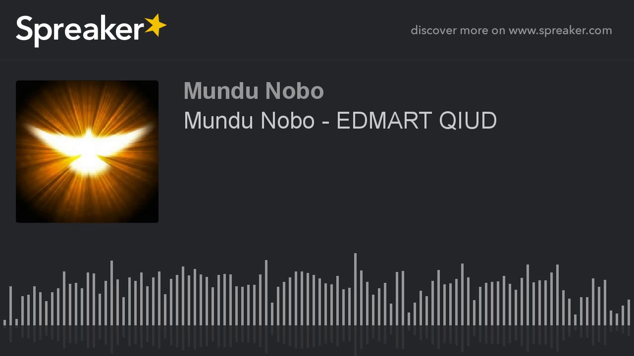 Mundu Nobo - EDMART QIUD (made with Spreaker) - YouTube