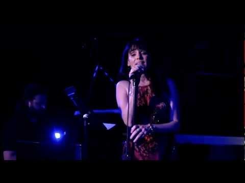 Jill Schoelen - Don't Blame Me (Live 8/20/12)