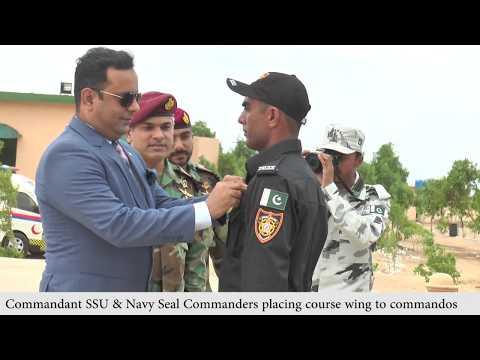 28 SSU COMMANDOS COMPLETED TRAINING