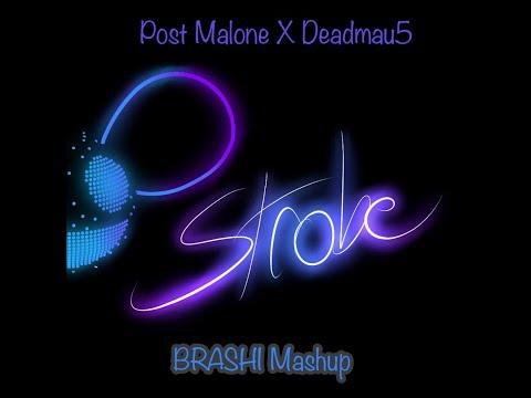 Post Malone X Deadmau5 - I Strobe Apart (Brashi EDIT) [DL in Desc.]