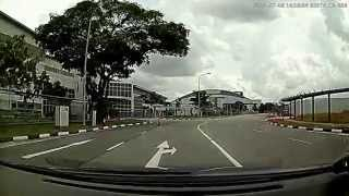 old Seletar Camp drive through .. part 2