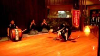 鬼柳鬼剣舞(おにやなぎおにけんばい)