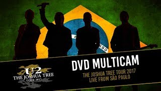 Baixar DVD U2 THE JOSHUA TREE TOUR 2017 - LIVE FROM BRAZIL: THE LOUDEST CROWD ON EARTH!