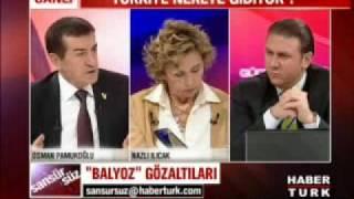 Osman PAMUKOĞLU / HaberTürk Tv Sansürsüz - 1.Kısım | 22 Şubat 2010