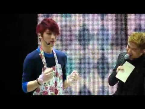 [Fancam]0406 KimJaeJoong Nanjing Mini concert-Kiyomi