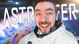 TWO DUMBS LOST IN SPACE | Astroneer (Full Release) #1 w/Robin