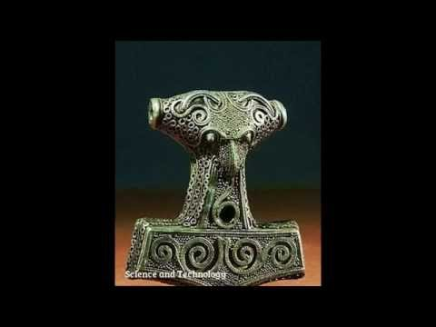 Hammer of Thor unearthed : 1000-year-old Viking amulet-News Science